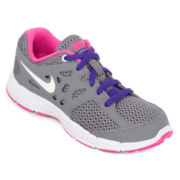 Nike® Dual Fusion Girls Running Shoes - Little Kids