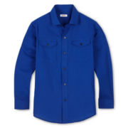 IZOD® Woven Dress Shirt - Boys 4-20
