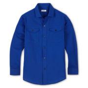 IZOD® Woven Dress Shirt - Boys 4-20