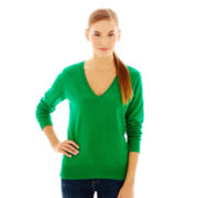Joe Fresh™ Knit V-Neck Sweater