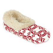 Teddy Faux-Fur Slipper Socks