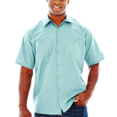 jcpenney.com | Red Kap® SP24 Durastripe Shirt–Big & Tall