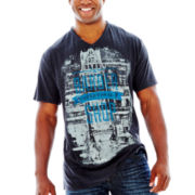 i jeans by Buffalo Callan Graphic Tee–Big & Tall