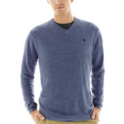 U.S. Polo Assn.® Solid V-Neck Sweater