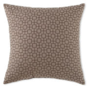 Studio™ Micro Grid Square Decorative Pillow