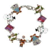 Mixit™ Christmas Charm Bracelet
