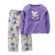 Carter's® Teacup Mouse Pajamas - Preschool Girls 4-7
