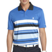 IZOD® Golf Short-Sleeve Striped Polo