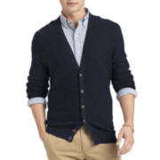IZOD® Cardigan Sweater