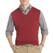 IZOD® Fine Gauge Sweater Vest