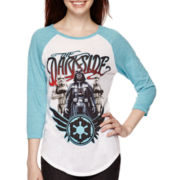 Star Wars™ Raglan-Sleeve Baseball T-Shirt