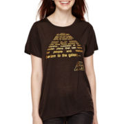 Star Wars™ Short-Sleeve High-Low Tunic T-Shirt