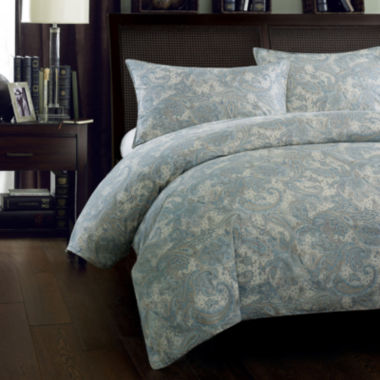 jcpenney.com | Harbor House Chelsea Paisley 3-pc. Duvet Cover Set & Accessories