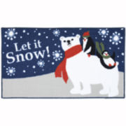 Mohawk Home® Let it Snow Holiday Rug