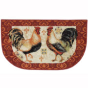Mohawk Home® Bohemian Rooster Washable Kitchen Rug