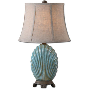 jcpenney.com | Seashell Buffet Table Lamp