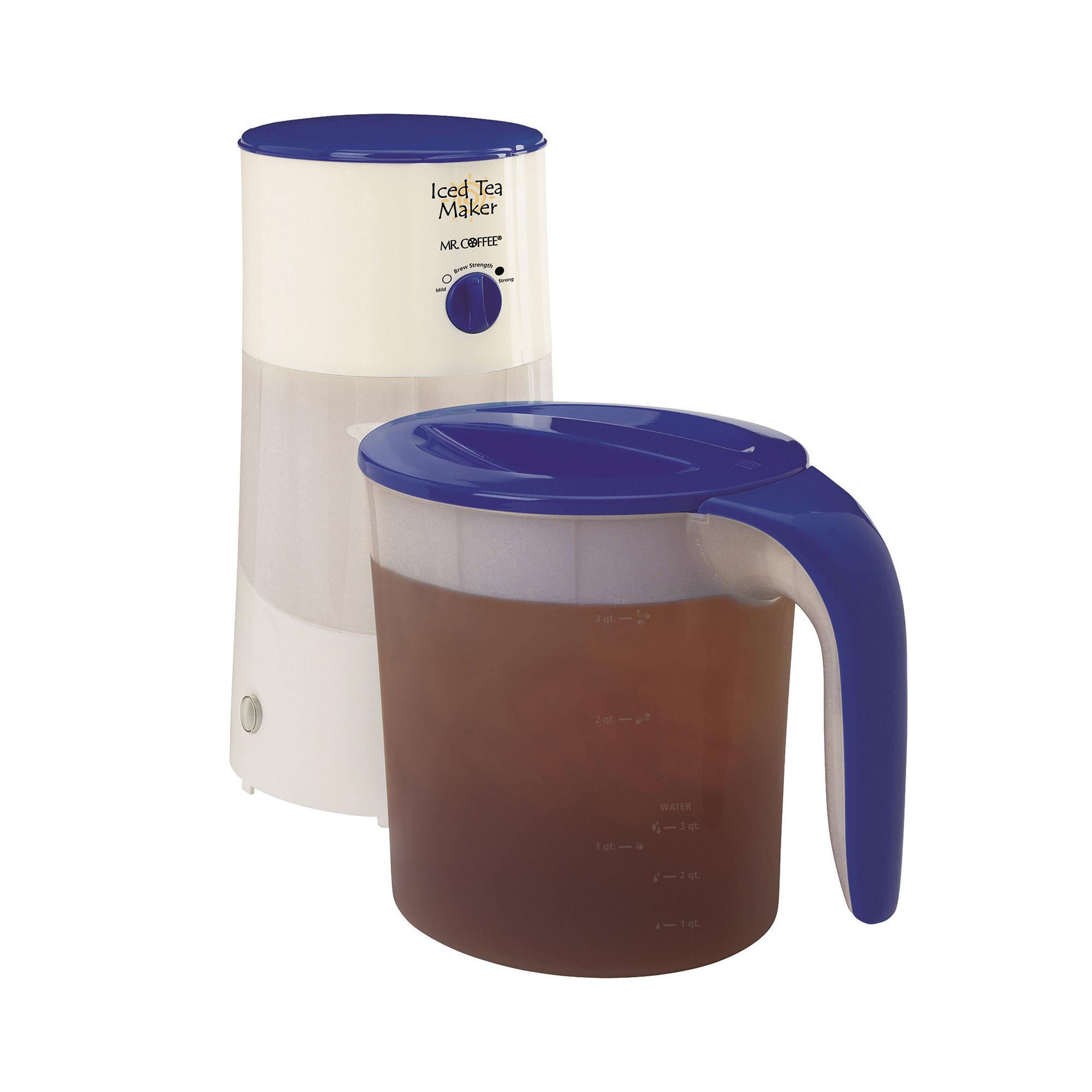Mr. Coffee 3-qt. Iced Tea Maker