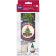 Wilton® Christmas Tree Cupcake Decorating Kit