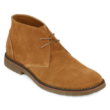 jcpenney.com | St. John's Bay® Clutch Mens Leather Boots