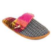 Cuddl Duds® Slide Slippers