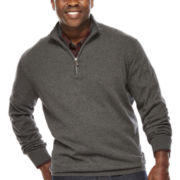 The Foundry Supply Co.™ Quarter-Zip Sweater - Big & Tall