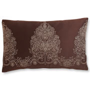 Royal Velvet® Chocolate Print Oblong Decorative Pillow