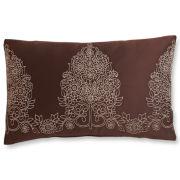 Royal Velvet® Chocolate Print Oblong Decorative Pillow