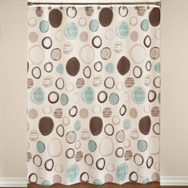 jcpenney.com | Otto Shower Curtain
