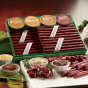 The Swiss Colony® Meat Sticks and Sauces Gift Box