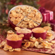 The Swiss Colony® Crisps and Spreads Gift Box