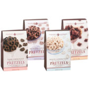 Harry London Assorted Chocolate-Covered Pretzels 4-Pack