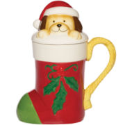 Pfaltzgraff® Set of 2 Puppy Surprise Mugs