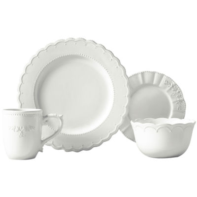 Nati Usa2 Le Provence French Country 16 Pc Dinnerware Set Sc 1 St Easy Home Decorating Ideas - House Designs Photos \u0026 Decorating Ideas .  sc 1 st  pezcame.com & Dinnerware Country French u0026 Maison Versailles Colette 16-Pc. Set ...