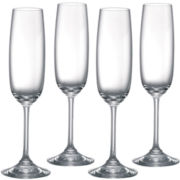 Marquis by Waterford® Vintage Set of 4 Champagne Flutes