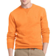 IZOD® Sueded Fleece Crewneck Sweatshirt