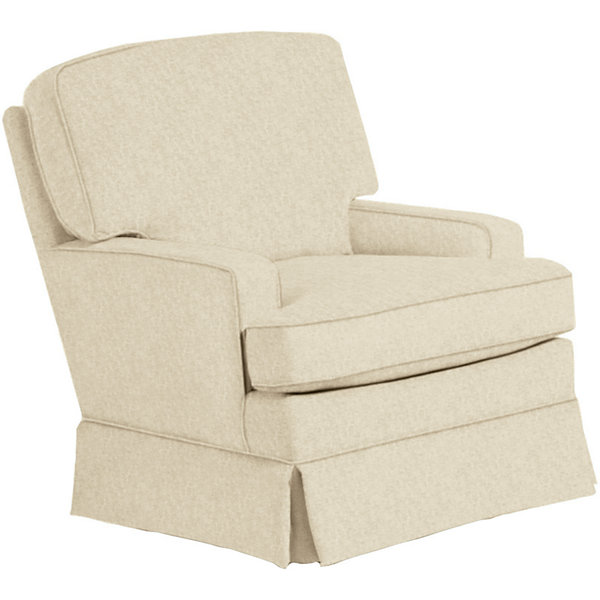 Best Chairs Inc Contemporary Club Swivel Glider