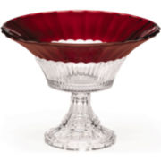 Mikasa® Crimson Dawn Footed Bowl