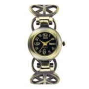 Decree® Beaded Stretch Bracelet Watch