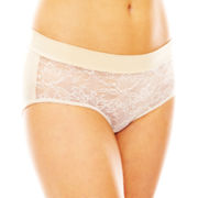 Maidenform Smooth Luxe Comfort Lace Hipster Panties - 40781