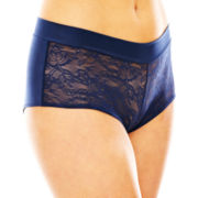 Maidenform Smooth Luxe Comfort Lace Boyshorts - 40782