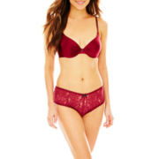 Maidenform Smooth Luxe Demi Bra or Lace Cheeky Panties