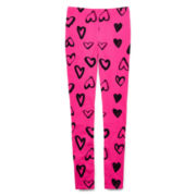 Total Girl® Knit Leggings - Girls 7-16 and Plus