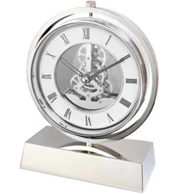 jcpenney.com | Natico Electro-Mechanical Gear Desk Clock