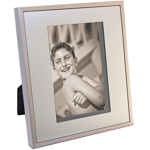 Natico Stainless Steel Picture Frame