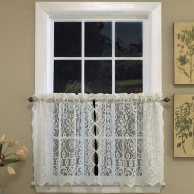 jcpenney.com | Hopewell Rod-Pocket Window Tiers