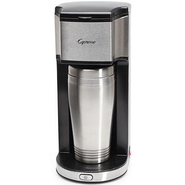 Capresso On The Go Personal Coffee Maker : Capresso On the Go Personal Coffee Maker