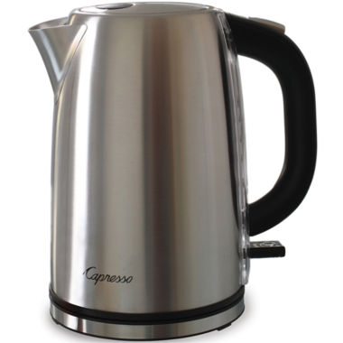 jcpenney.com | Capresso® H2O Steel Electric Water Kettle