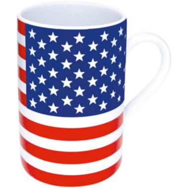 jcpenney.com | Konitz Stars and Stripes Set of 4 Mugs