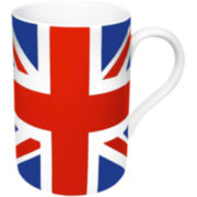 Konitz Union Jack Set of 4 Mugs