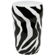 Konitz Zebra Set of 2 Double-Walled Grip Mugs